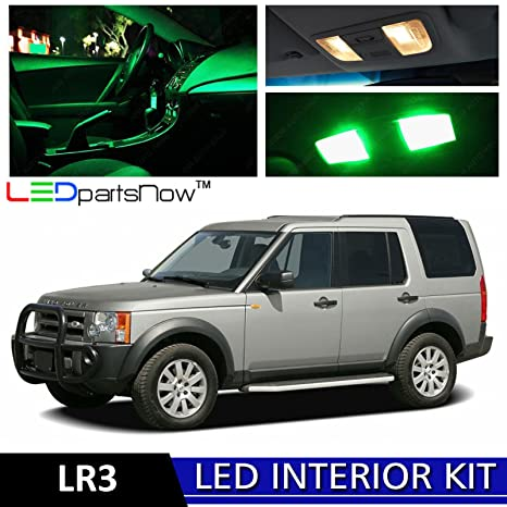 Amazon Com Ledpartsnow 2004 2009 Land Rover Discovery Lr3 Led