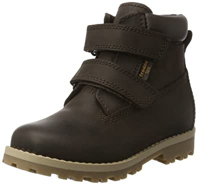 Froddo Unisex-Kinder Ankle Boot G3110089-2K Schneestiefel, Braun (Dark Brown I59), 25 EU