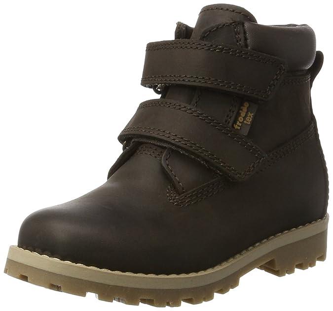 Froddo Ankle Boot G3110089-2K, Botas de Nieve Unisex Niños, Marrón (Dark Brown I59), 25 EU