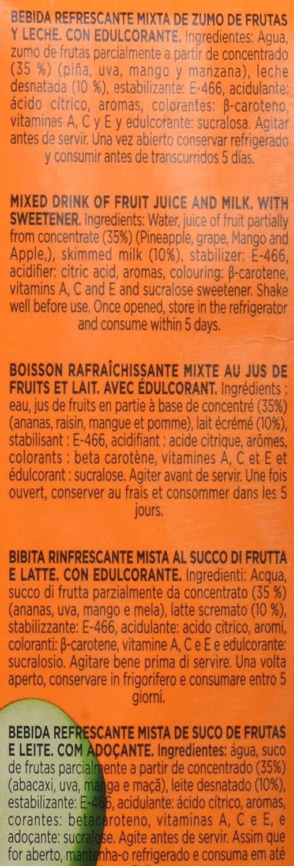 Don Simon Fruta Leche D.S. Tropical Gemina - Pack de 12 x 1 l - Total: 12 l: Amazon.es: Amazon Pantry