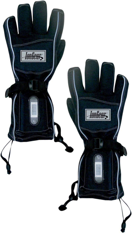HyperKewl Iongear Heated Gloves Black SM/MD