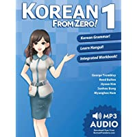 Korean from Zero!: 1: Proven Methods to Learn Korean