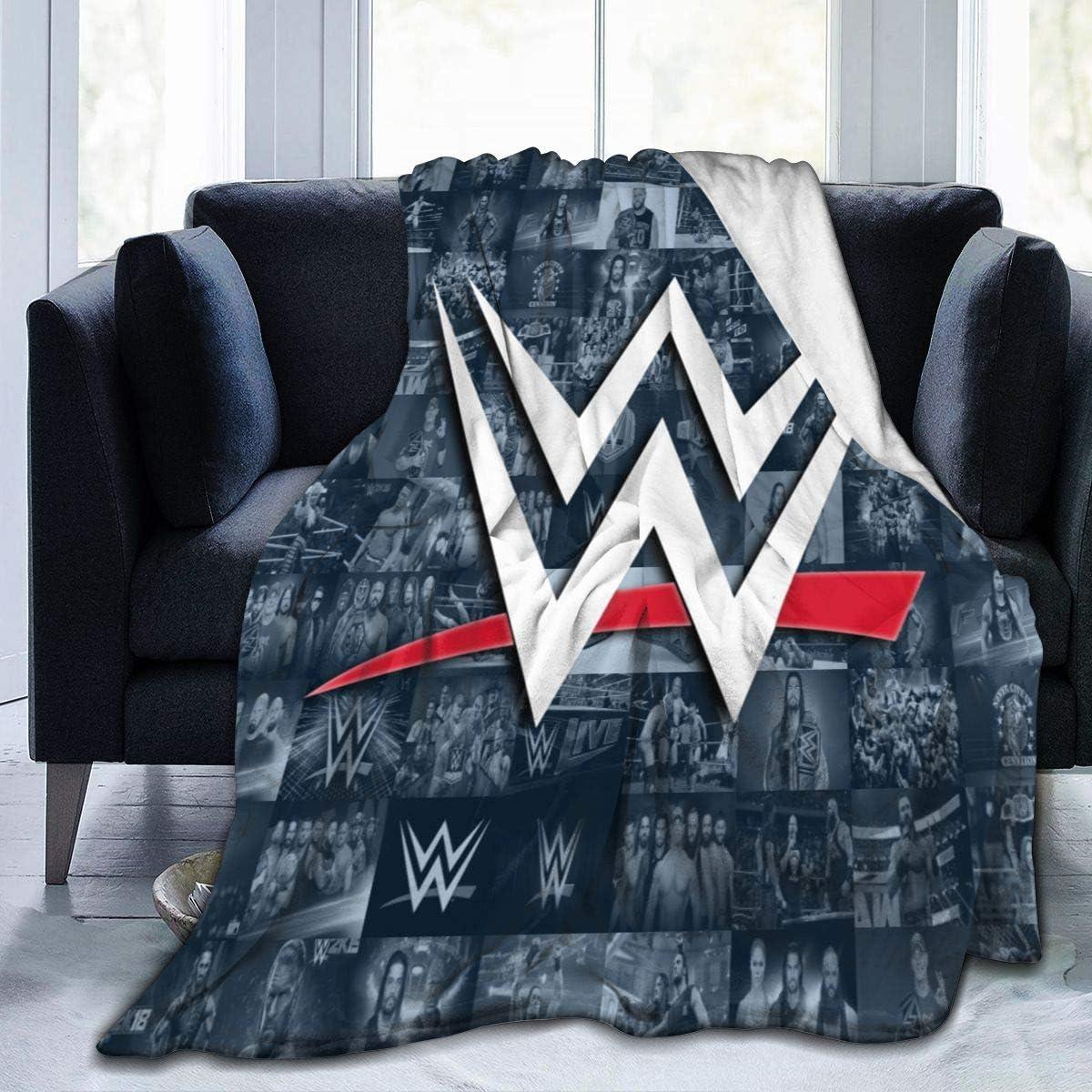 WWE Blanket Luxury Flannel Fleece Blanket