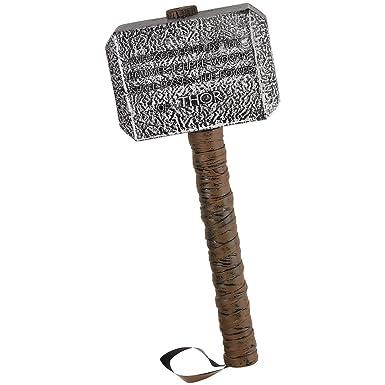 amazon com thor hammer costume accessory clothing