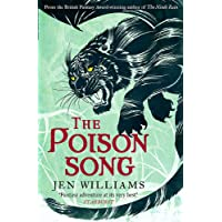The Poison Song  (The Winnowing Flame Trilogy 3)