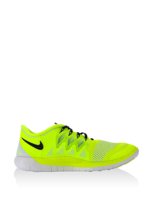 new arrival b73ed 822c3 Nike 642198 702, Chaussures Femme, Multicolore-Jaune Fluo Noir Blanc (Volt Black White),  40 EU  Amazon.fr  Chaussures et Sacs