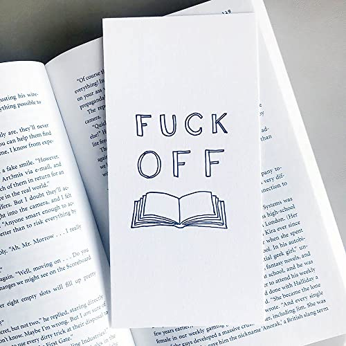 Bookmark- F*ck Off