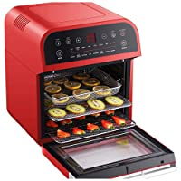 GoWISE USA Deluxe 12.7-Qt 15-in-1 Electric Air Fryer Oven