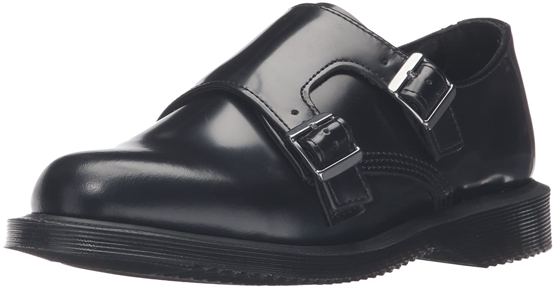 7e4f7882e Dr. Martens Women's Pandora Arcadia Slip-On Loafer: Amazon.co.uk: Shoes &  Bags