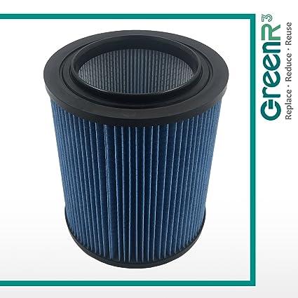 .com: greenr3 1-pack hepa air filters vacuum cleaners for ...