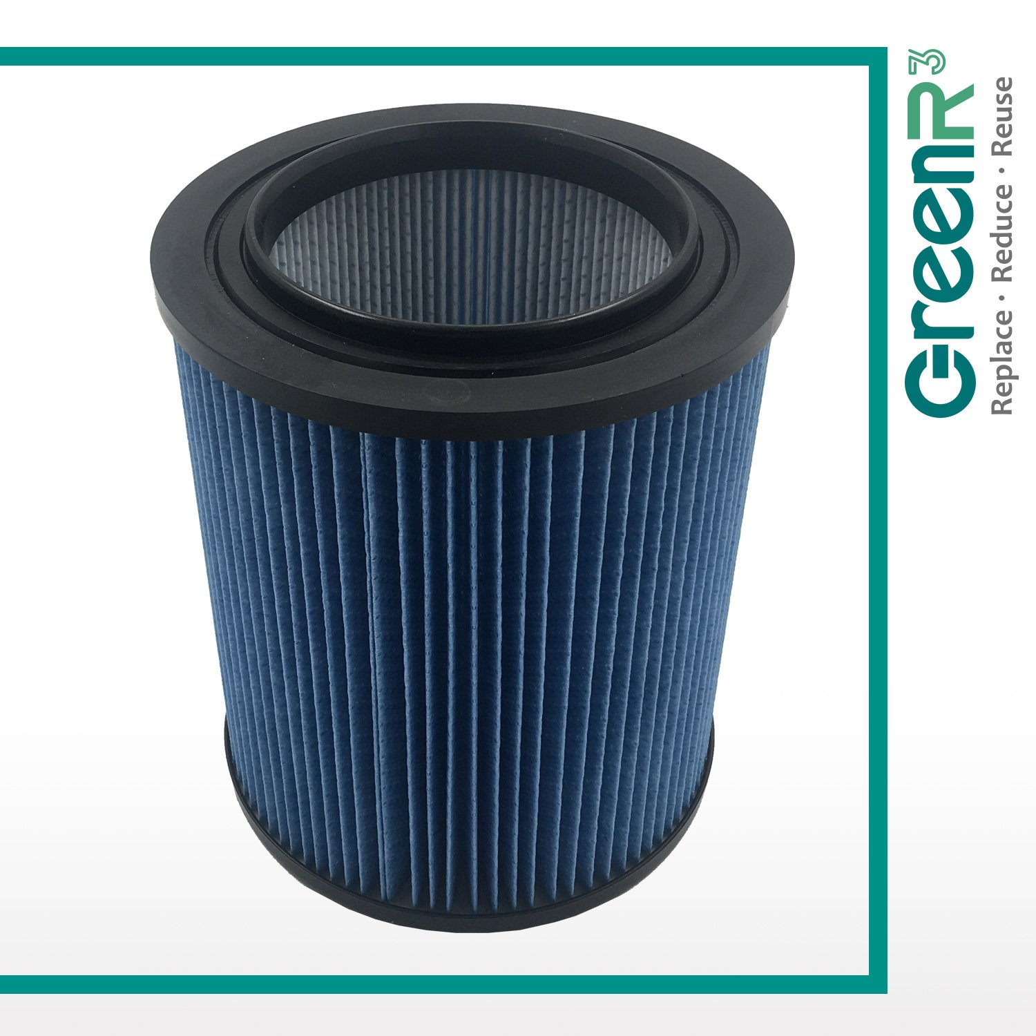 GreenR3 1-PACK HEPA Air Filters Vacuum Cleaners for Craftsman 17907 fits 113 125 Series Models Replenishment Replacement Parts Accessories and many more