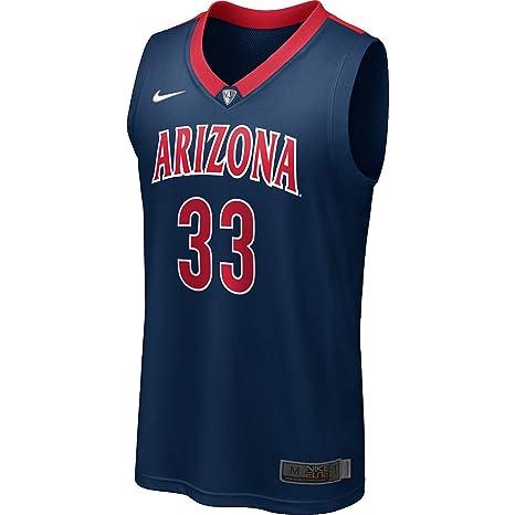 Nike Arizona Wildcats - Camiseta de Baloncesto para Hombre (Talla ...
