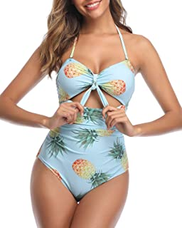 Romanstii Womens Two Piece Swimsuits Plus Size Swimwear Mesh Bathing Suit with Shorts