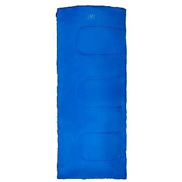 Highlander SB172-RB-01 Sleeper 200 - Saco de Dormir (Talla única), Color Azul: Amazon.es: Deportes y aire libre