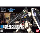 Bandai Hobby #113 RGM-79C GM Type C HGUC Action Figure (1/144 Scale)