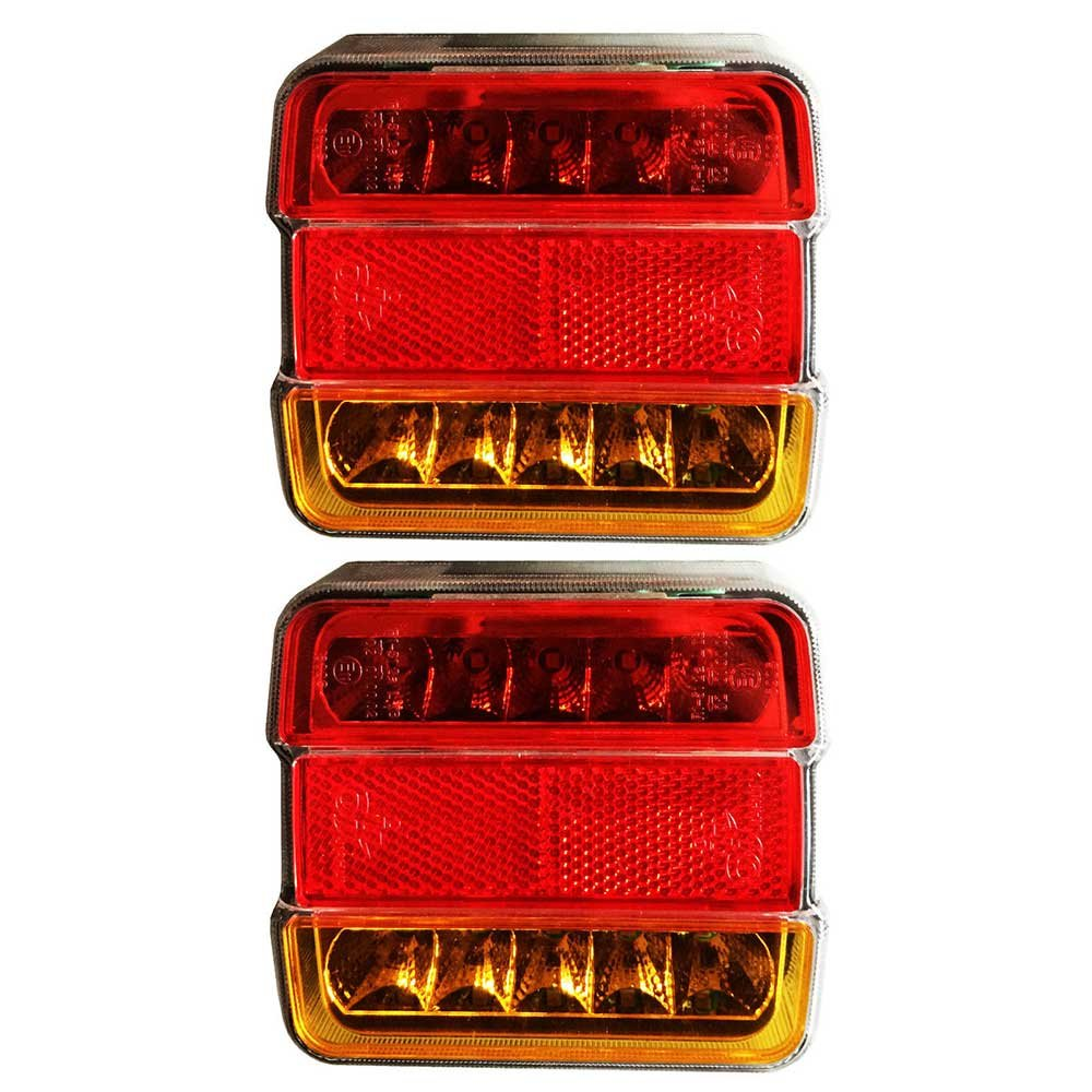 Trailer Board LED Lamps Smart Outdoors