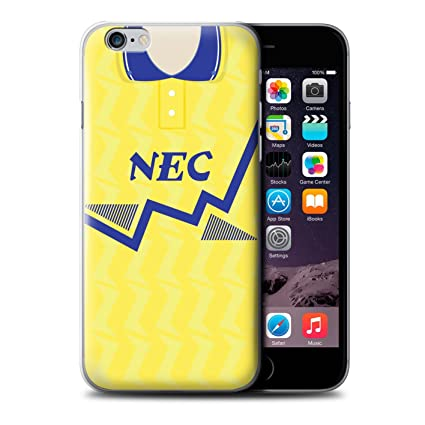 Phone Case/Cover/Skin/IP-CC/Retro Camiseta de fútbol/