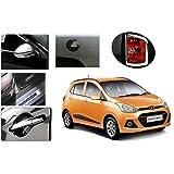 Auto Pearl - Chrome Plated Premium Quality Accessories for Hyundai i10 Grand