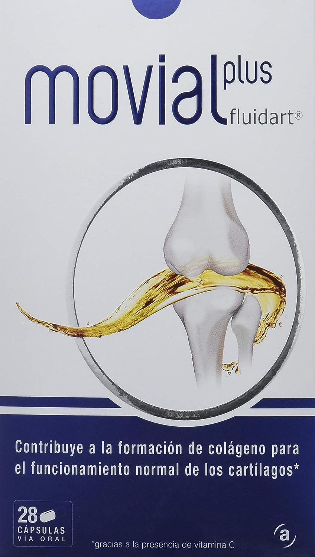 Actafarma Movial Plus Fluidart, 28 Cápsulas