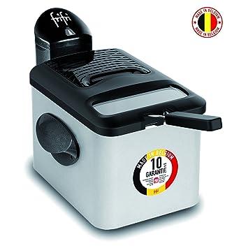 Frifri, F4528DUO, Pro Design Freidora, 4.5 liters, 2800w, Gris: Amazon.es: Hogar