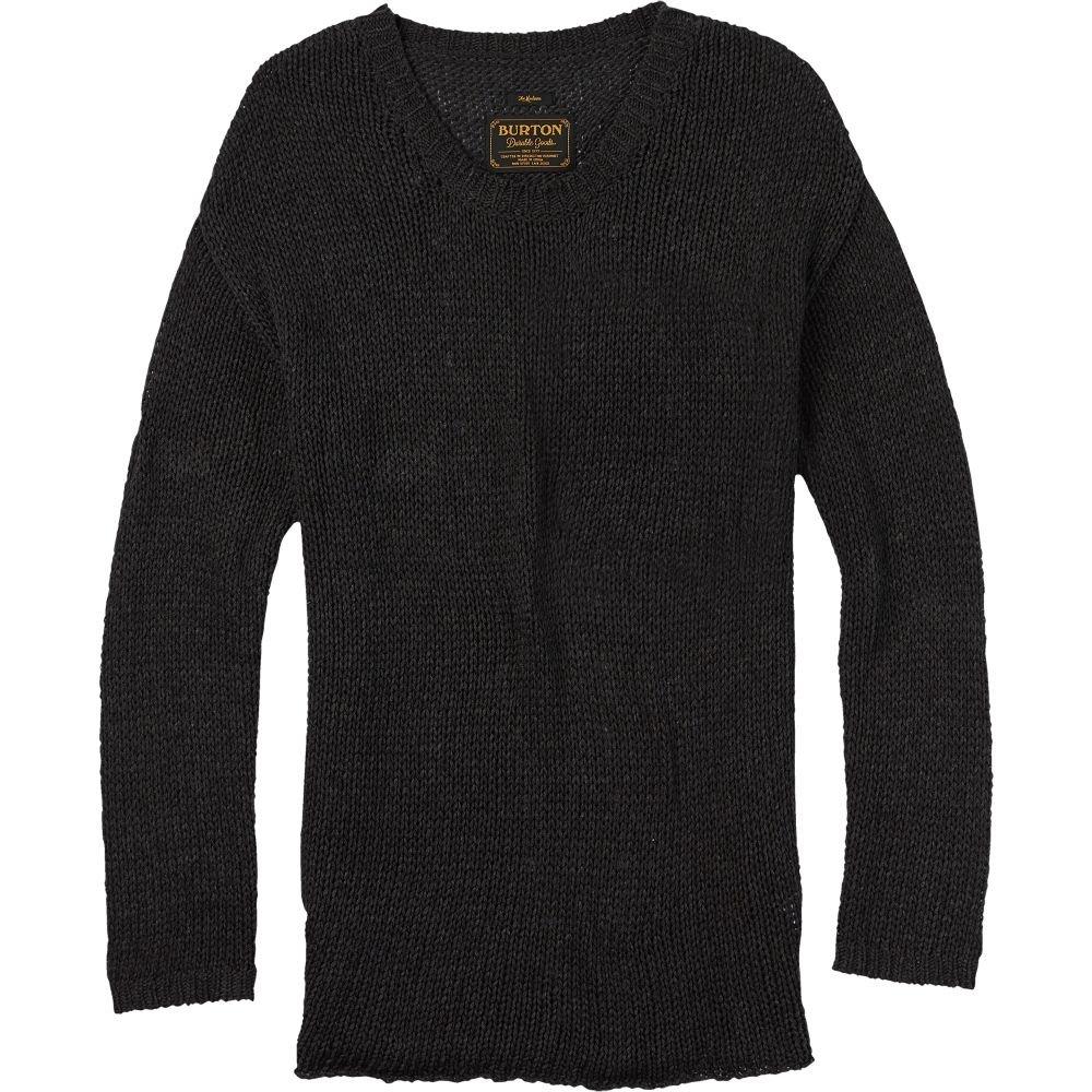 Burton Women's Nicki Sweater, Medium, True Black Heather by Burton