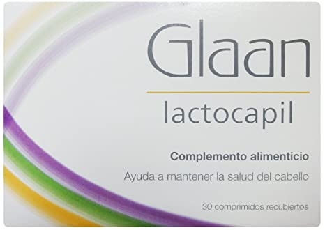 GLAAN Lactocapil 30 comprimidos