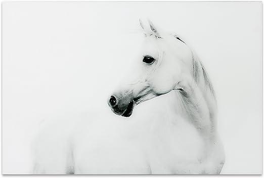 Any Size Large Mystic Horses Sea Shore Canvas Wall Art Print Large