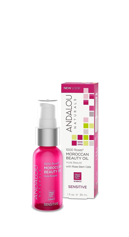 Andalou Naturals 1000 Roses Moroccan Beauty Oil, 1 fl. Oz. 859975020076