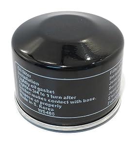 Oil Filter fits John Deere LA105 LA110 LA115 LA120 LA125 LA130 LA135 LA140 LA145 by The ROP Shop