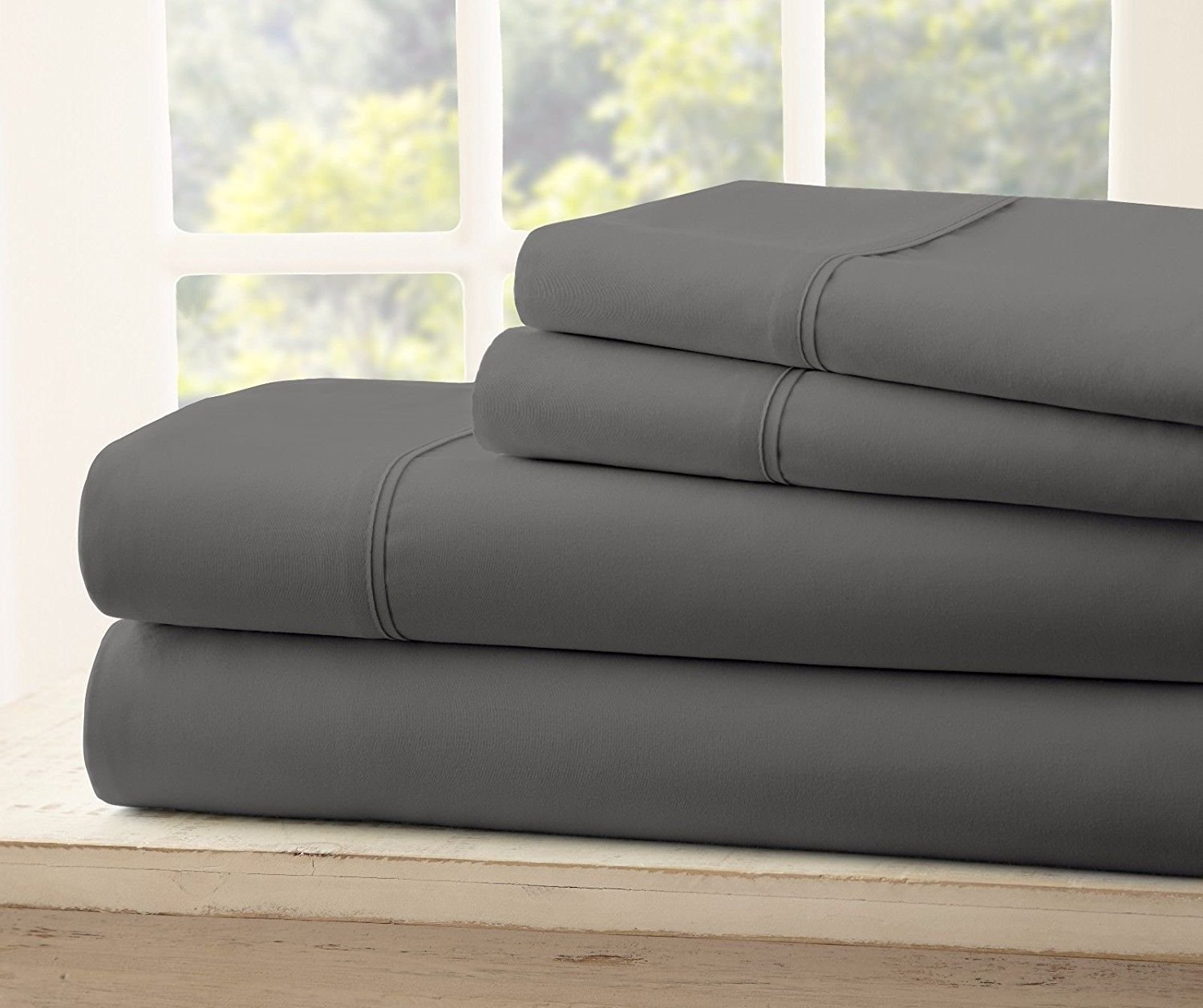Amazon.com: Royal Collection 1900 Thread Count Bamboo Quality Bed ...