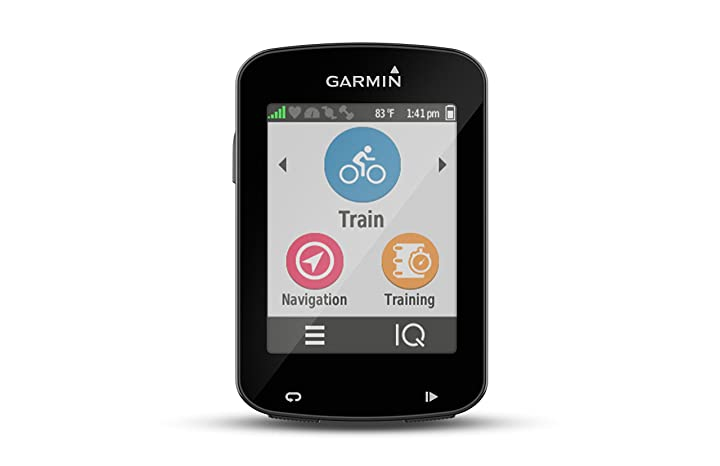 Garmin Edge 820, GPS Cycling/Bike Computer for Performance and Racing
