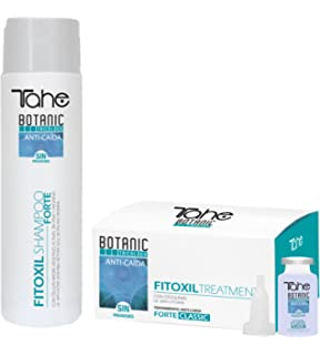 Amazon.com: Tahe Botanic Tricology Fitoxil Anti-Hair Loss ...
