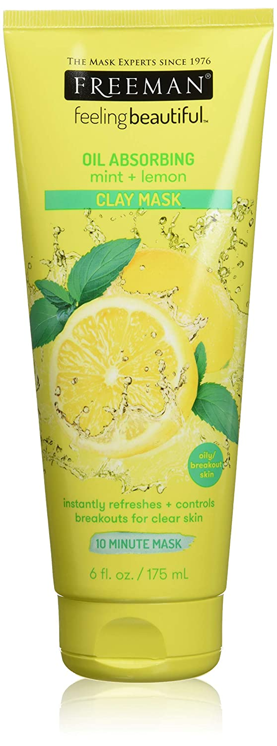 Freeman Maschera per viso con menta/Lemon 175 ml 45299