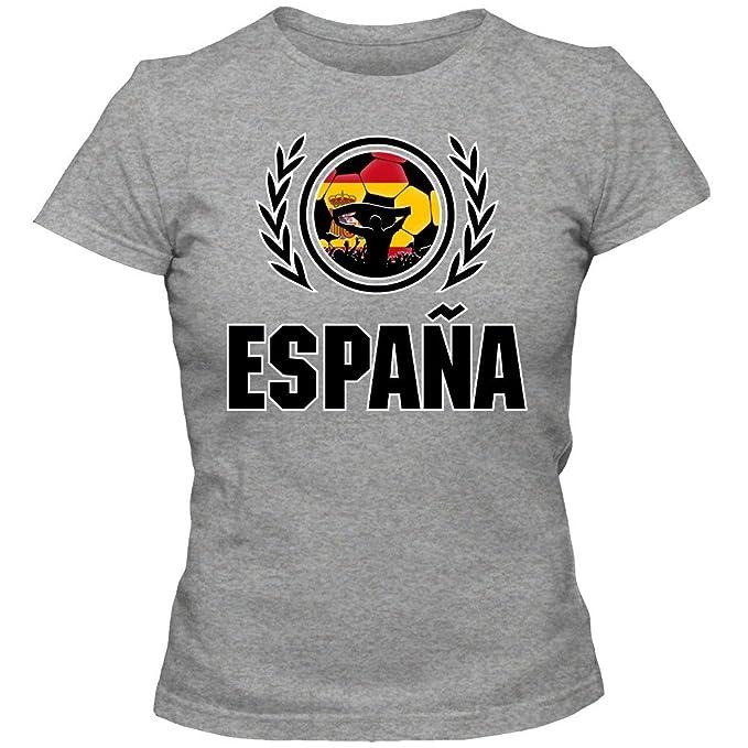 España Campeonato de Europa 2016 2 Camiseta  95b0f0e578273