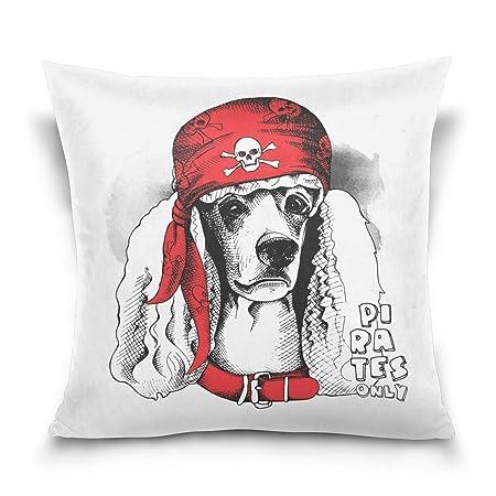 Amazon.com: Mohado Spaniel - Funda de cojín para sofá ...