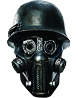 Deluxe Gas Mask Zombie Mask Costume Accessory