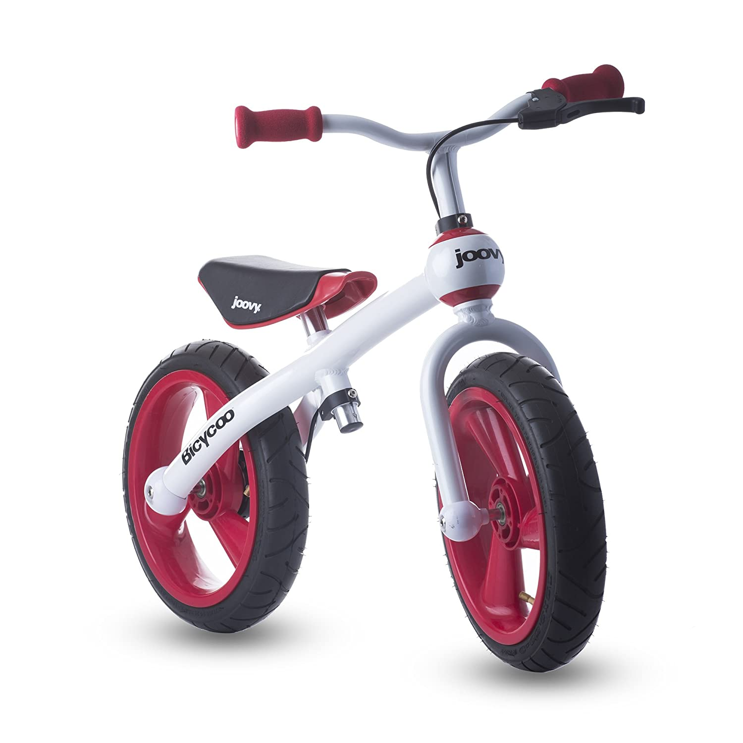 Joovy 151 Bicycoo Balance Bike, Red ISSI Inc