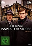 Der junge Inspektor Morse – Staffel 2 [2 DVDs]