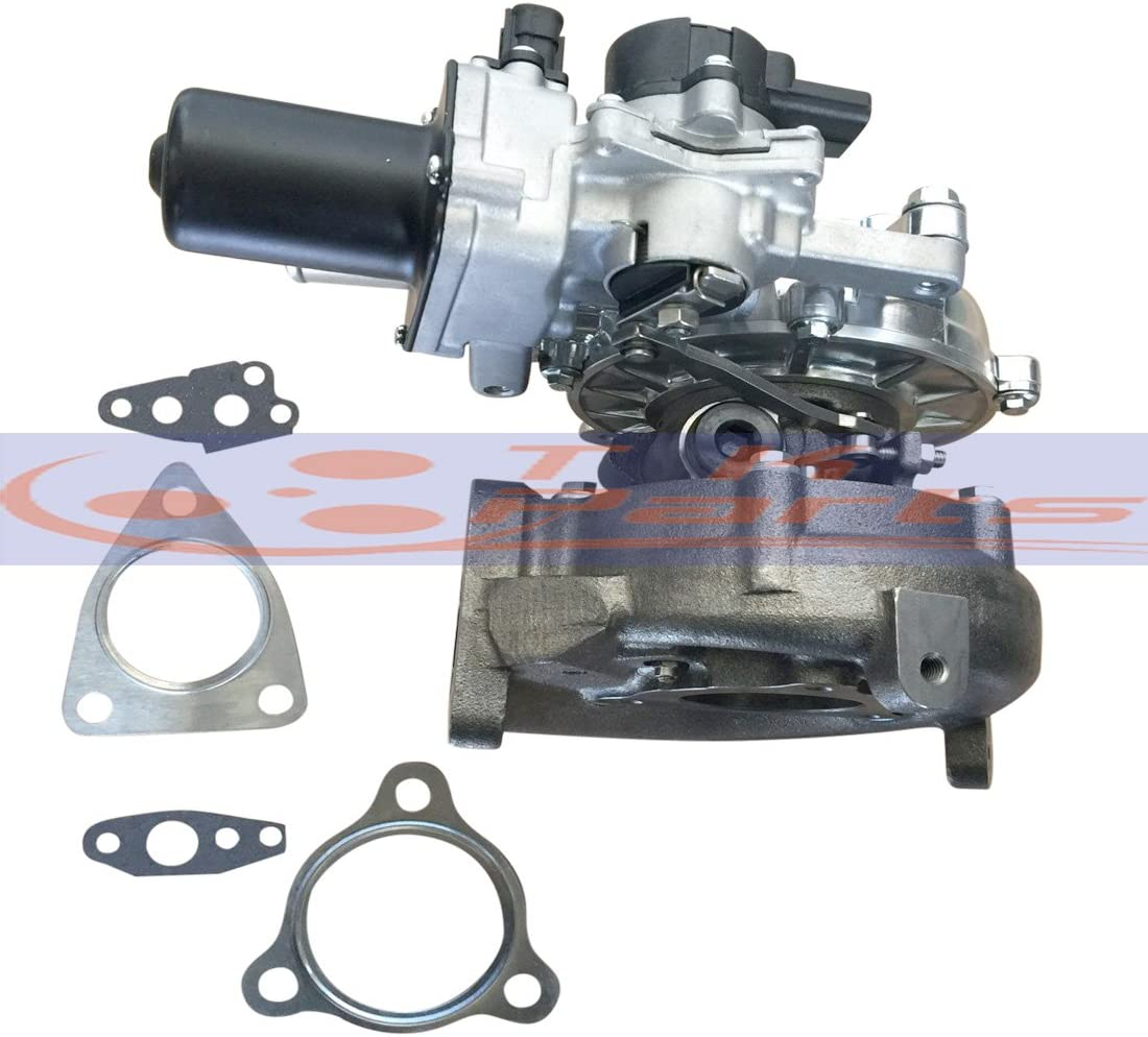Turbocharger Actuator Switch Turbo Electric Actuator wastegate CT16 CT16V 17201-30150 17201-30180 17201-30181 Fits for Toyota 1KD Hiace 3.0 D4D 171HP 1KD-FTV