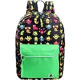 Backpacks for Little Girls, Boys, Kids by Fenrici, 16 Inch Book Bags with Water Bottle Pocket for Preschooler…