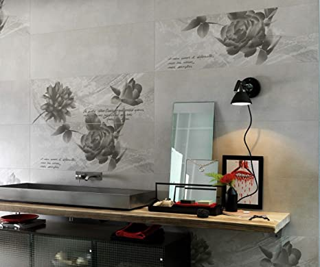 Marazzi Oficina7 Grigio 32,5x97,7 cm MKS1 Piastrelle Pavimenti ...