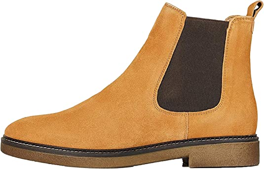 Marca Amazon - find. Mujer Botas chelsea