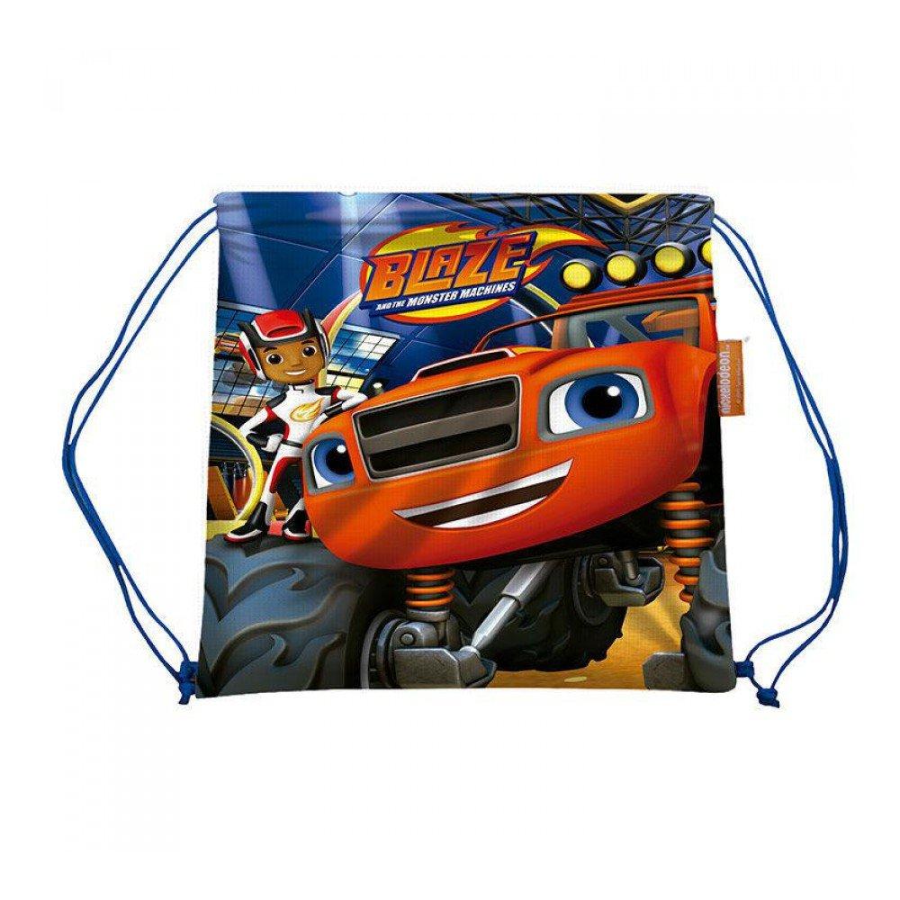 Blaze e il sacchetto di scuola macchine MC-03-BZ mostro CYP Imports