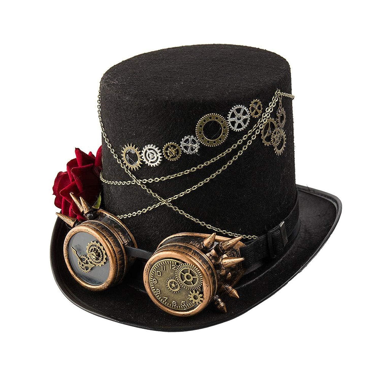 dream cosplay fant/ástico Accesorio Steampunk Sombrero