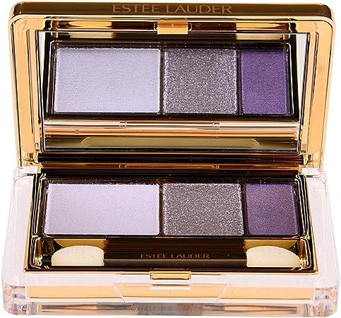 Estee Lauder Pure Color Instant Intense Trio Eyeshadow, No. 03 Steel Lilacs, 0.07 Ounce