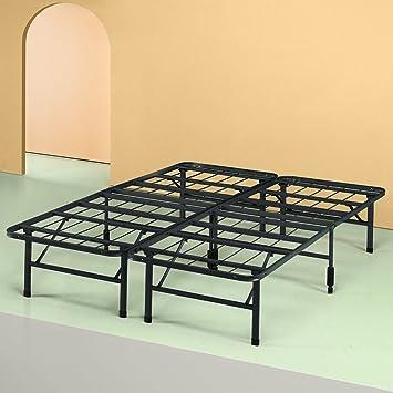 Zinus 14 Inch SmartBase Mattress Foundation / Platform Bed Frame / Box  Spring Replacement / Quiet