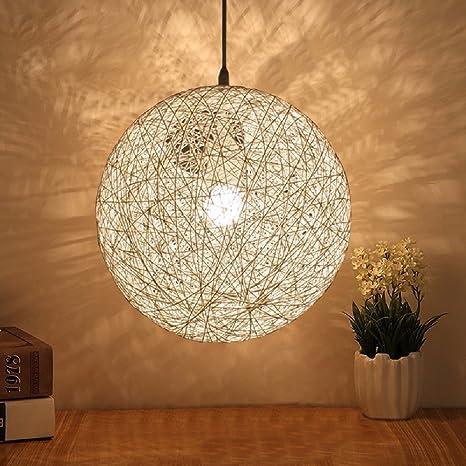 Lampadari A Palla Moderni.Zpspz Creative Lampadario Ma Palla Sferica Lampadario
