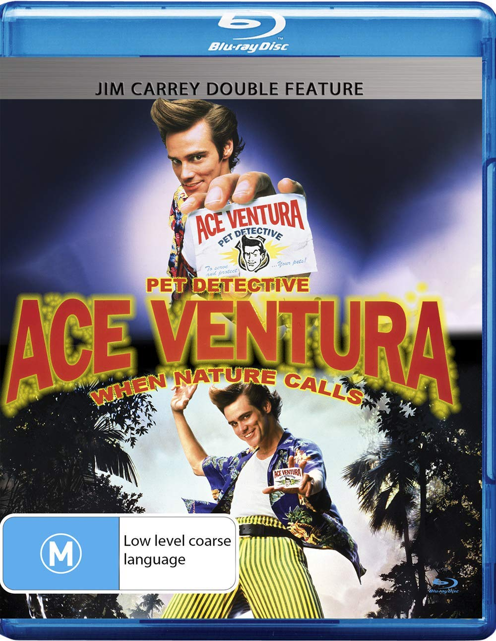 Ace Ventura: Pet Detective / Ace Ventura: When Nature Calls (25th Anniversary Edition)