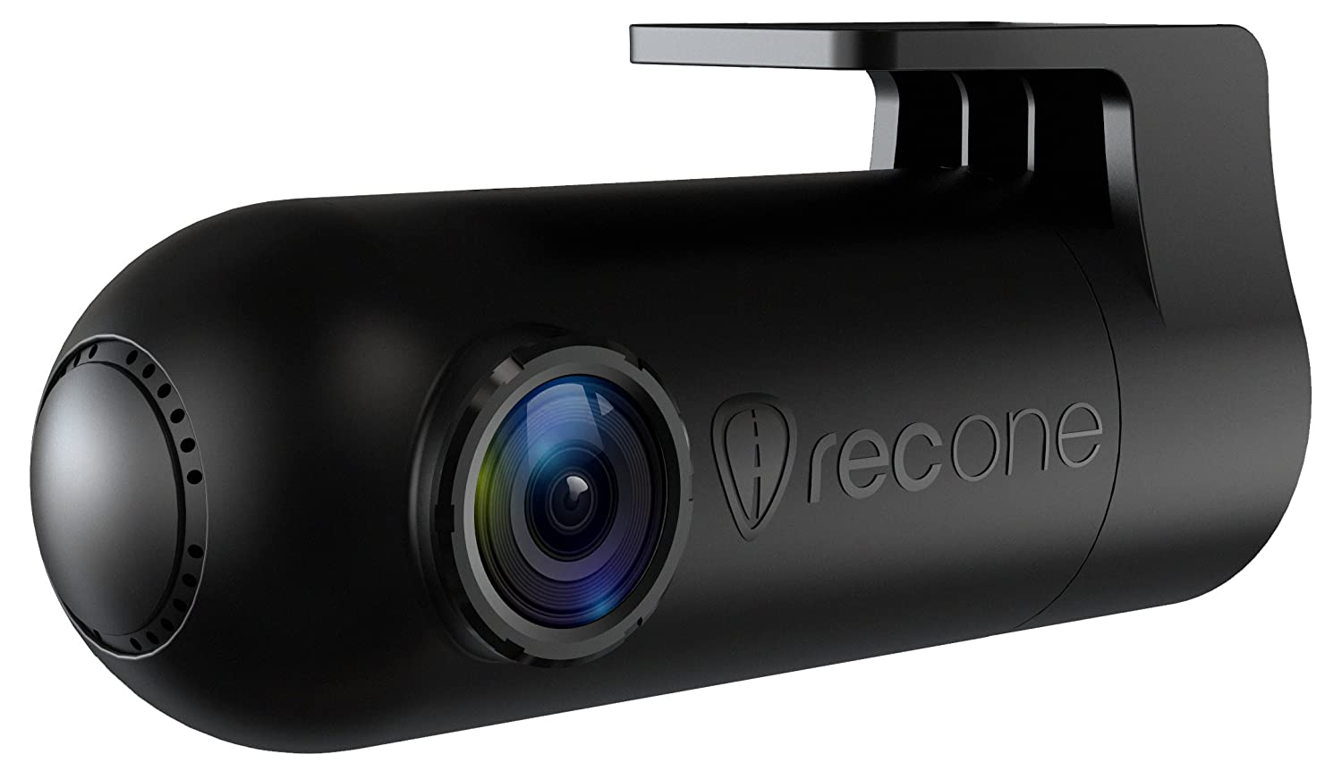 Roadeyes Video Camera Auto Full HD, Grandangolo di 150° , Nero, recONE Grandangolo di 150°