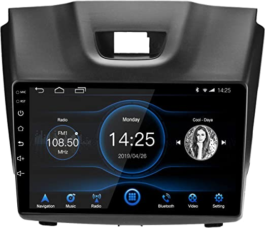Lexxson Android 10 1 Autoradio Für Isuzu D Max Elektronik